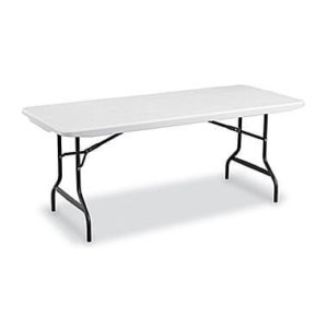 Toronto 6 Feet Folding Table Rental