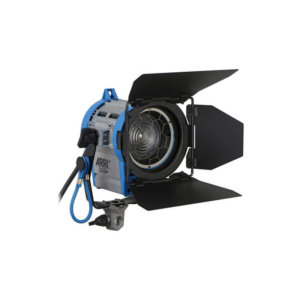 Toronto Arri 300w Tungsten Fresnel Light Rental