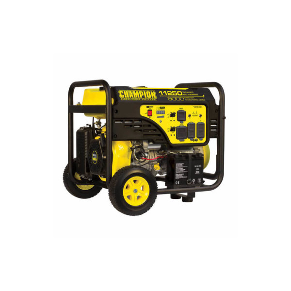 Toronto Champion 11250 Watt Portable Power Generator Rental