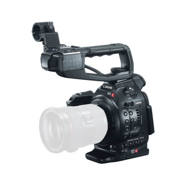 Toronto Canon C100 Camera Rental